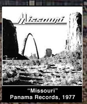 Missouri Panama Records 1977